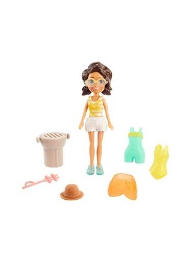 Polly Pocket ve Moda Aksesuarları Seti GDM01-GMF77 Renkli